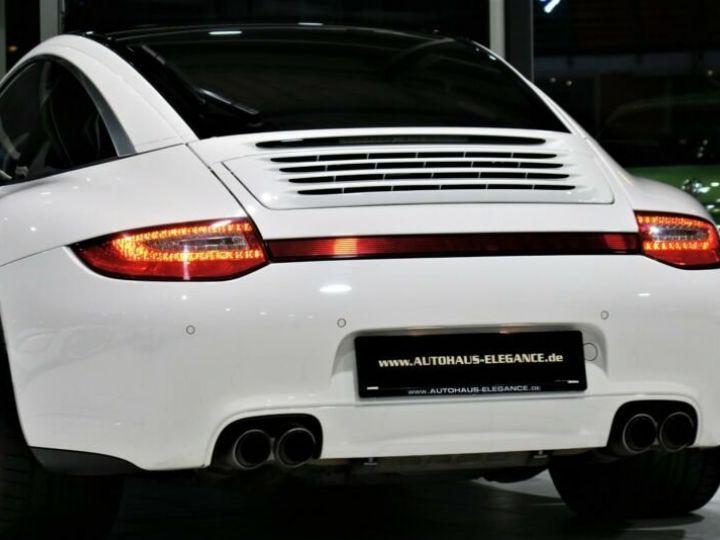 Porsche 911 Targa *SPORTABGAS*BOSE*LEDER*NAVI-PCM* Blanc - 7