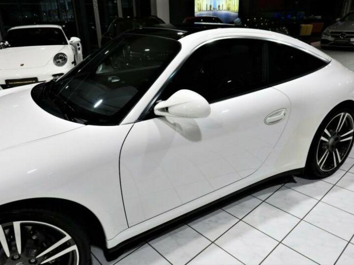 Porsche 911 Targa *SPORTABGAS*BOSE*LEDER*NAVI-PCM* Blanc - 8