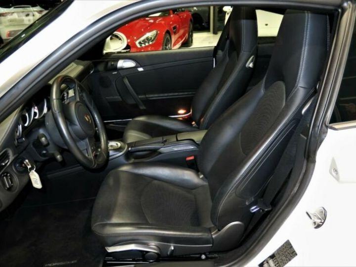 Porsche 911 Targa *SPORTABGAS*BOSE*LEDER*NAVI-PCM* Blanc - 9