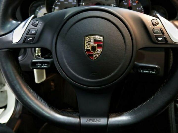 Porsche 911 Targa *SPORTABGAS*BOSE*LEDER*NAVI-PCM* Blanc - 10