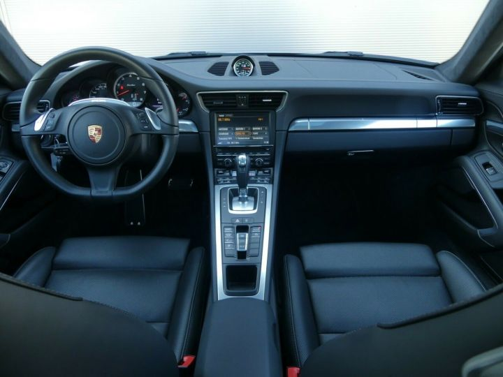 Porsche 911 TURBO 3.8 520CH TOIT PANO PACK SPORT CHRONO PLUS LED 20' Gris - 16