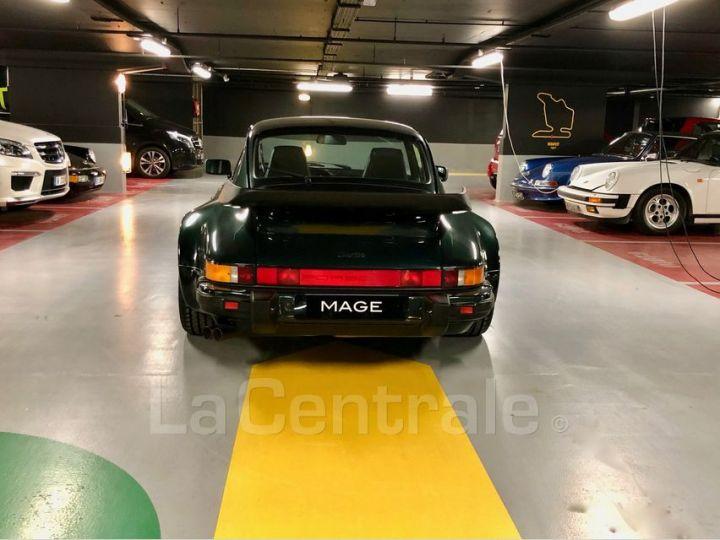 Porsche 911 TYPE 930 TURBO 3.3 300 BV5 Vert Foncé Metal Occasion - 4