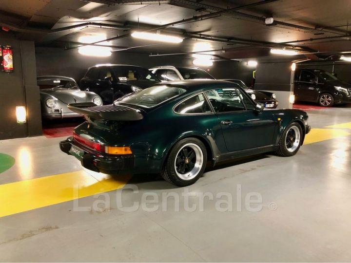 Porsche 911 TYPE 930 TURBO 3.3 300 BV5 Vert Foncé Metal Occasion - 9