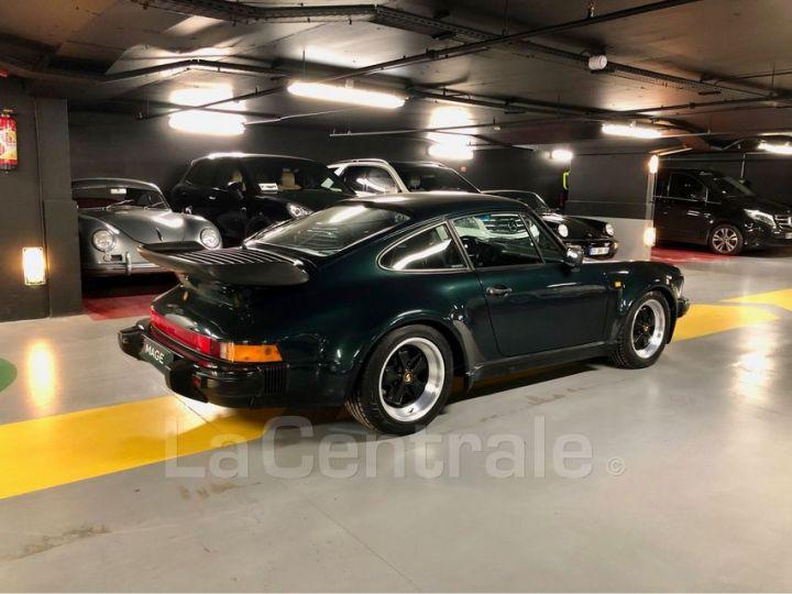 Porsche 911 TYPE 930 TURBO 3.3 300 BV5 Vert Foncé Metal Occasion - 10
