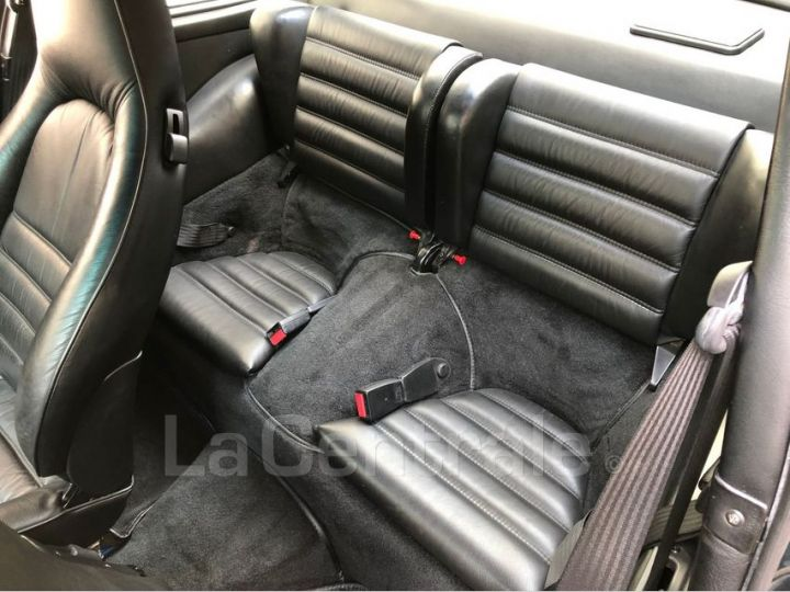Porsche 911 TYPE 930 TURBO 3.3 300 BV5 Vert Foncé Metal Occasion - 14
