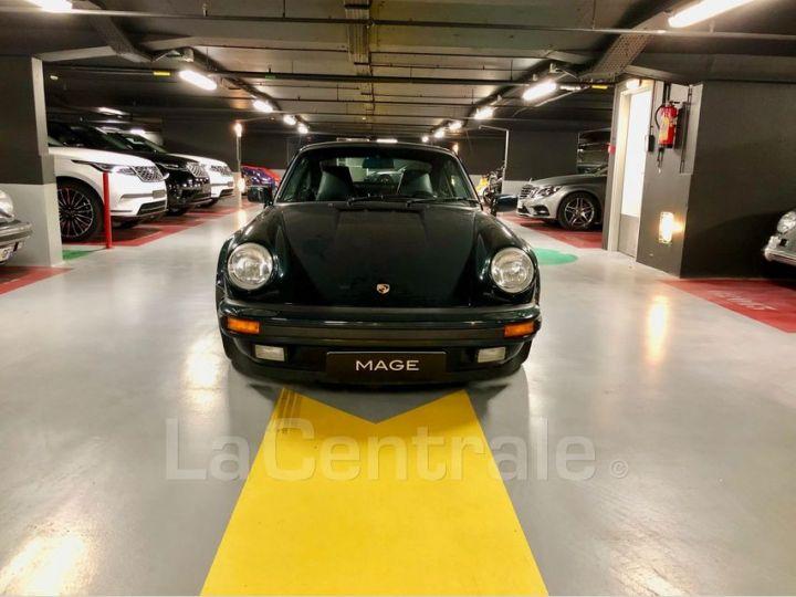 Porsche 911 TYPE 930 TURBO 3.3 300 BV5 Vert Foncé Metal Occasion - 19