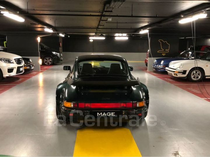 Porsche 911 TYPE 930 TURBO 3.3 300 BV5 Vert Foncé Metal Occasion - 20