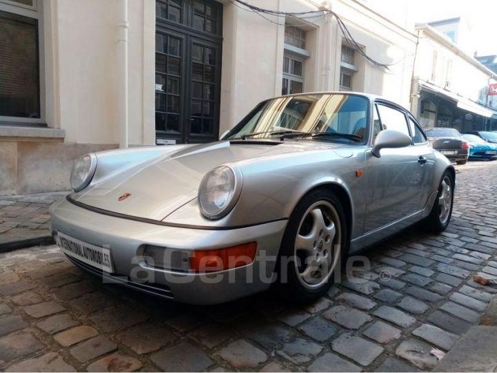 Porsche 911 TYPE 964 (964) 3.6 CARRERA RS Gris Clair Metal - 1