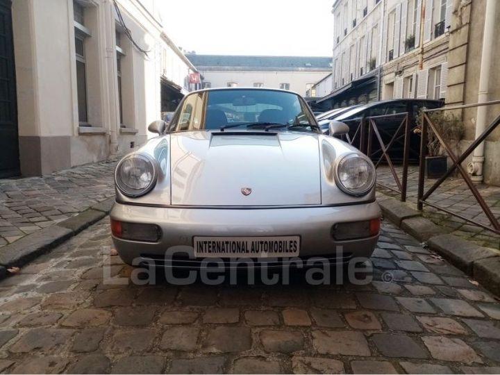Porsche 911 TYPE 964 (964) 3.6 CARRERA RS Gris Clair Metal - 10