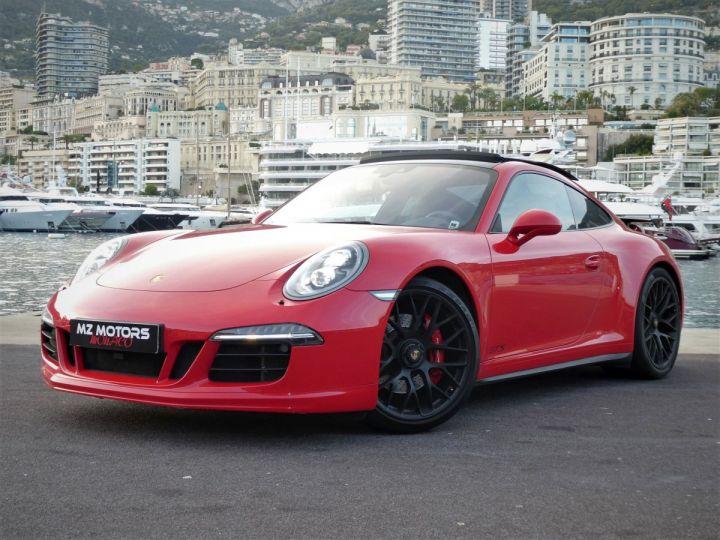 Porsche 911 TYPE 991 3.8 430 CV GTS PDK Rouge Indien Vendu - 1