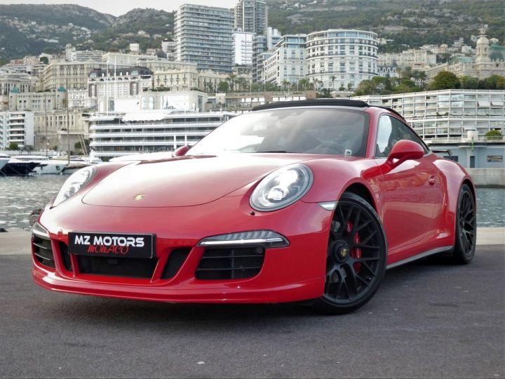 Porsche 911 TYPE 991 3.8 430 CV GTS PDK Rouge Indien Vendu - 2