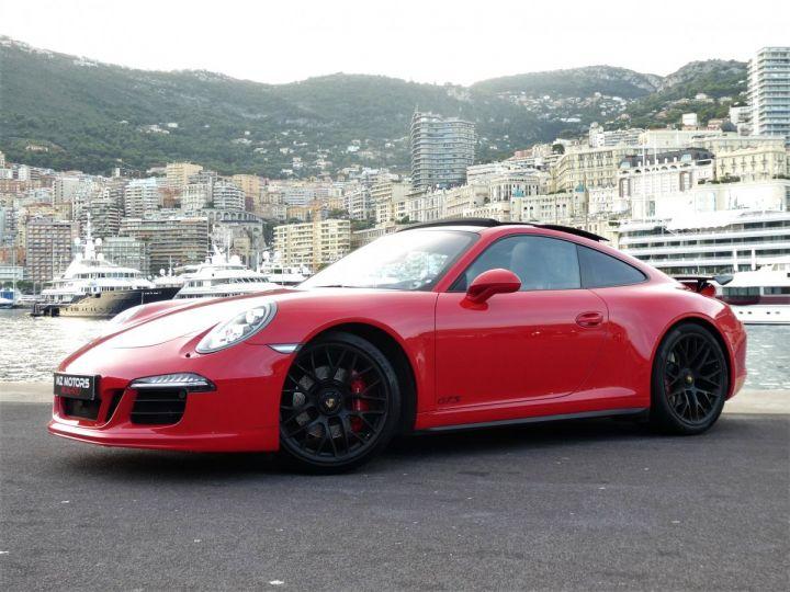 Porsche 911 TYPE 991 3.8 430 CV GTS PDK Rouge Indien Vendu - 3