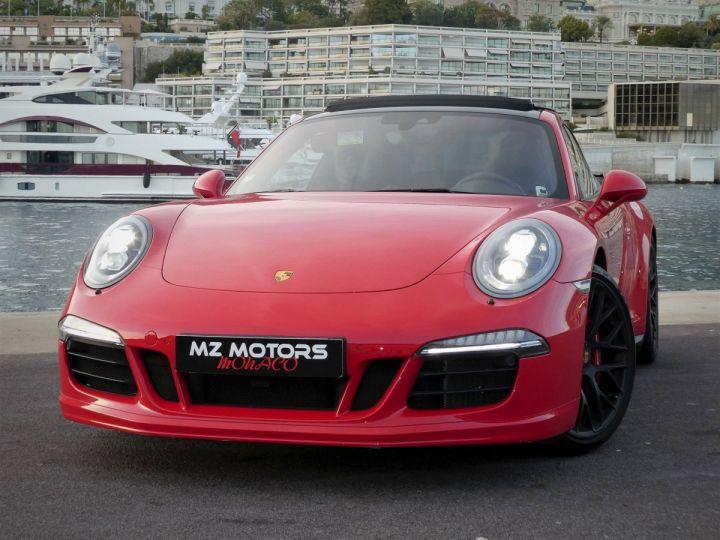 Porsche 911 TYPE 991 3.8 430 CV GTS PDK Rouge Indien Vendu - 4