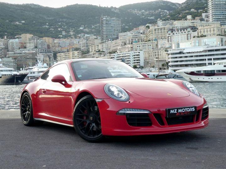 Porsche 911 TYPE 991 3.8 430 CV GTS PDK Rouge Indien Vendu - 5