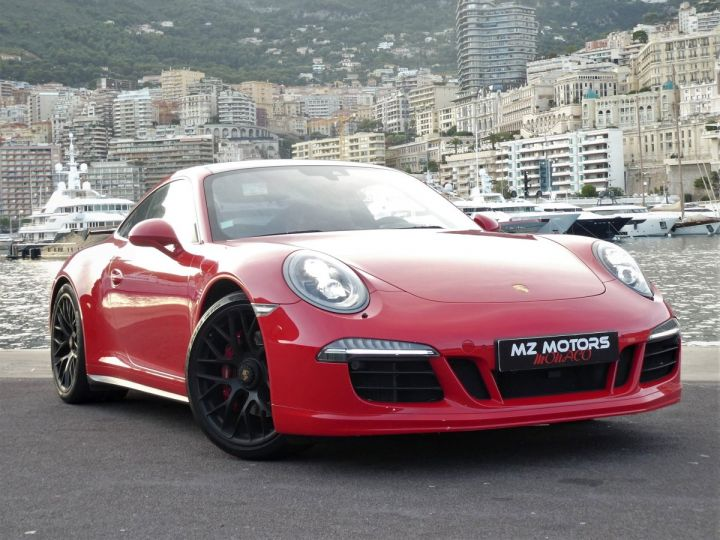 Porsche 911 TYPE 991 3.8 430 CV GTS PDK Rouge Indien Vendu - 6