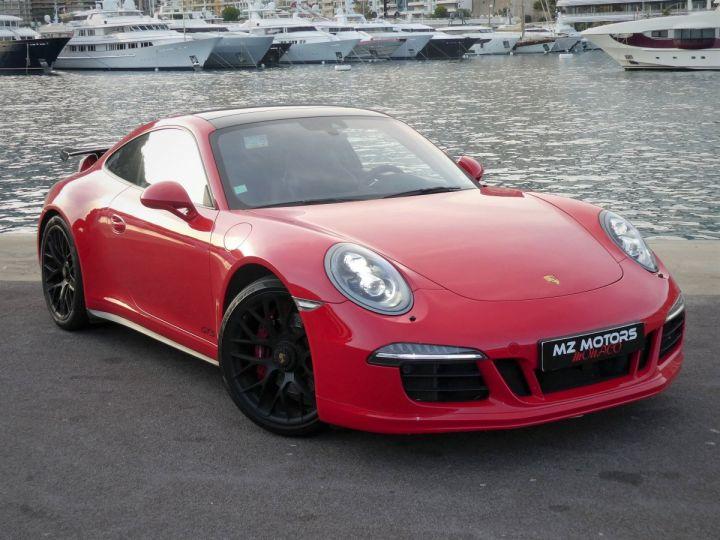Porsche 911 TYPE 991 3.8 430 CV GTS PDK Rouge Indien Vendu - 7