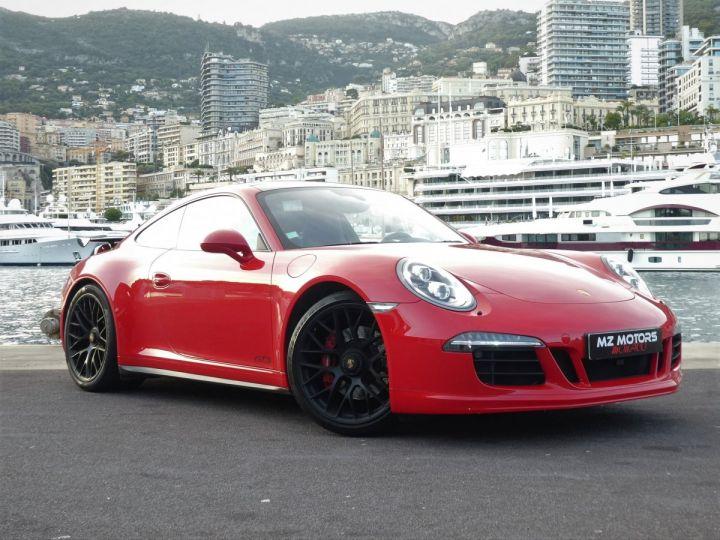 Porsche 911 TYPE 991 3.8 430 CV GTS PDK Rouge Indien Vendu - 8