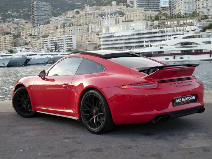 Porsche 911 TYPE 991 3.8 430 CV GTS PDK Rouge Indien Vendu - 11