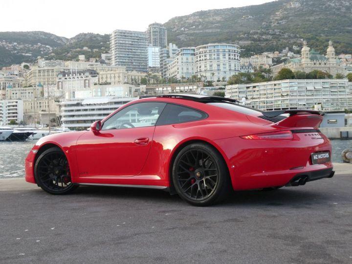 Porsche 911 TYPE 991 3.8 430 CV GTS PDK Rouge Indien Vendu - 12
