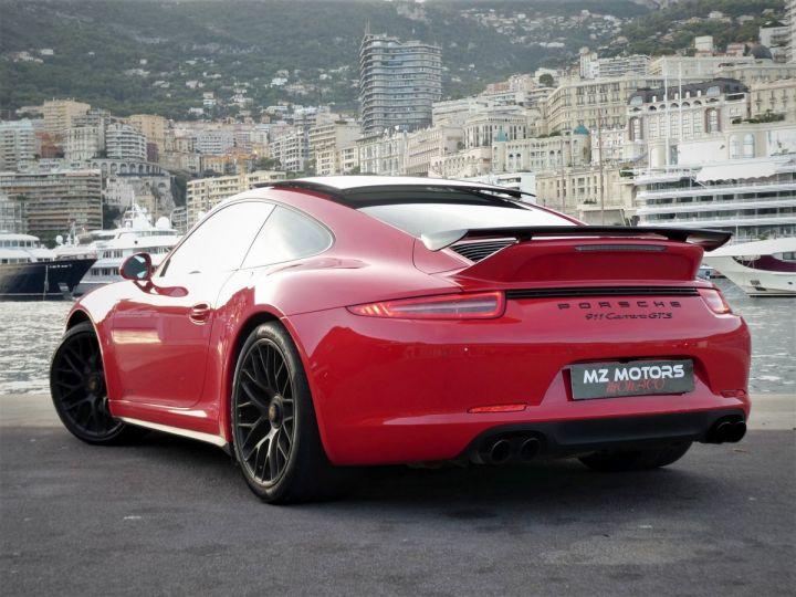 Porsche 911 TYPE 991 3.8 430 CV GTS PDK Rouge Indien Vendu - 13