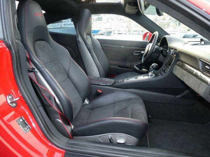 Porsche 911 TYPE 991 3.8 430 CV GTS PDK Rouge Indien Vendu - 16