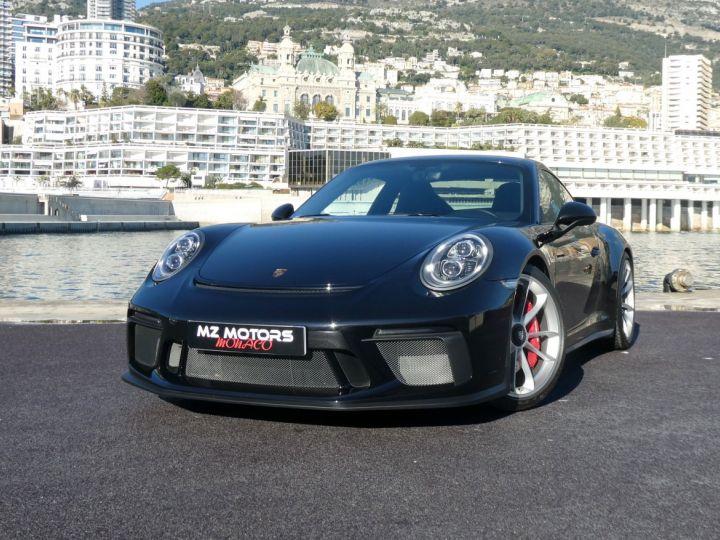 Porsche 911 TYPE 991 4.0 500 GT3 GT SPORT 6 TOURING Noir Intense métal Occasion - 3