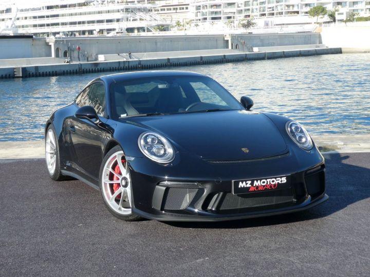 Porsche 911 TYPE 991 4.0 500 GT3 GT SPORT 6 TOURING Noir Intense métal Occasion - 6