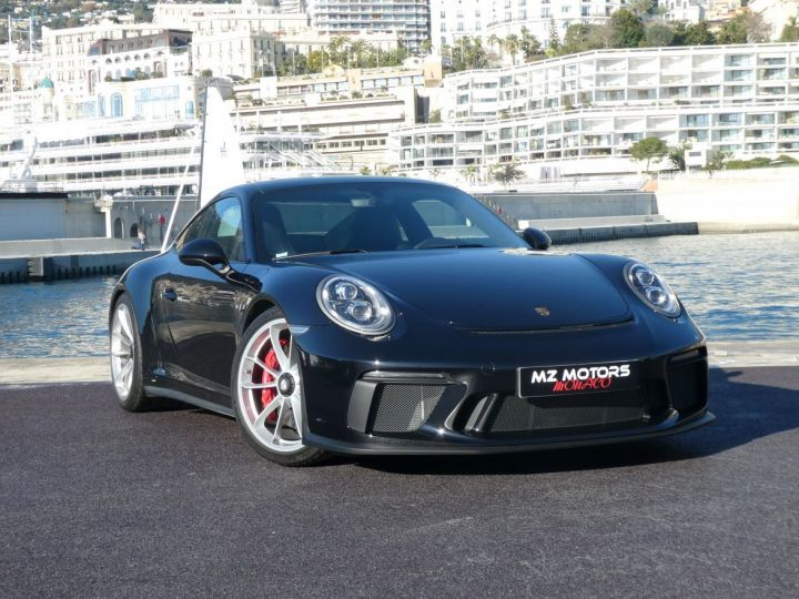 Porsche 911 TYPE 991 4.0 500 GT3 GT SPORT 6 TOURING Noir Intense métal Occasion - 7