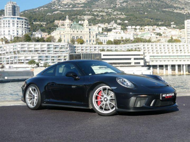 Porsche 911 TYPE 991 4.0 500 GT3 GT SPORT 6 TOURING Noir Intense métal Occasion - 8