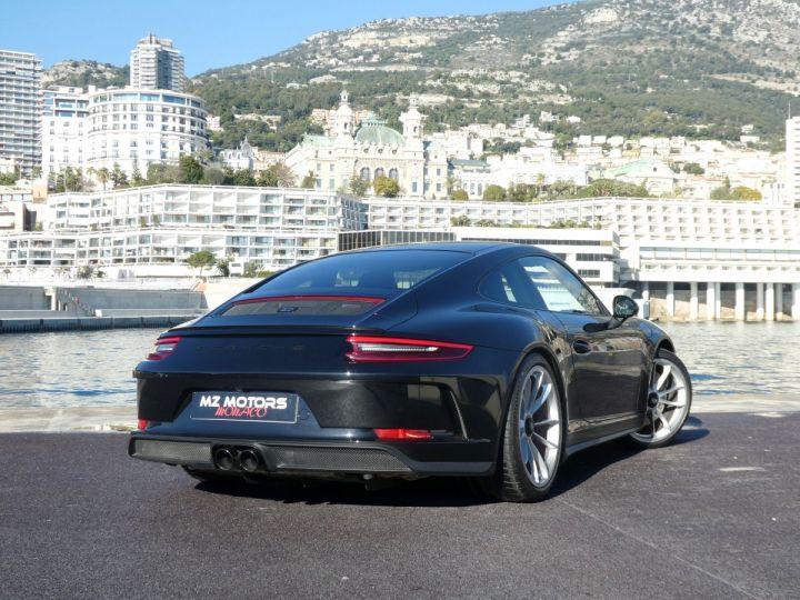 Porsche 911 TYPE 991 4.0 500 GT3 GT SPORT 6 TOURING Noir Intense métal Occasion - 14