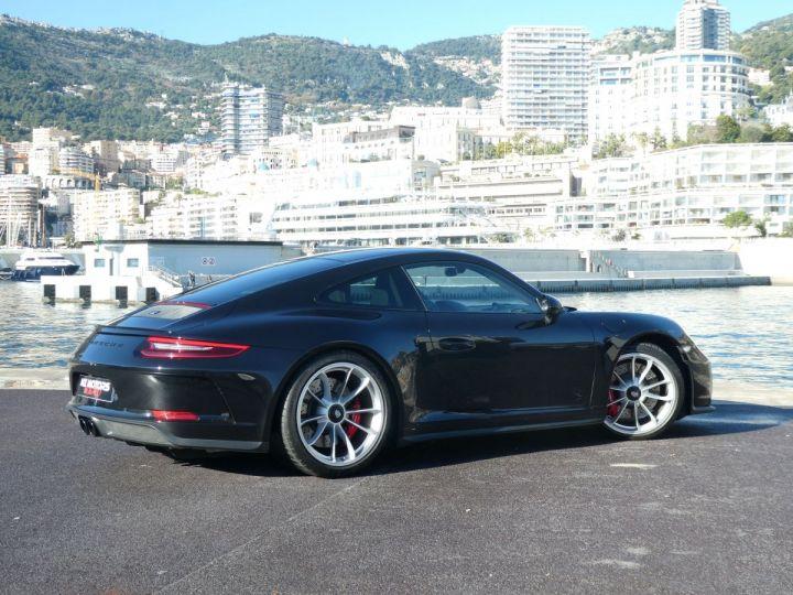 Porsche 911 TYPE 991 4.0 500 GT3 GT SPORT 6 TOURING Noir Intense métal Occasion - 15