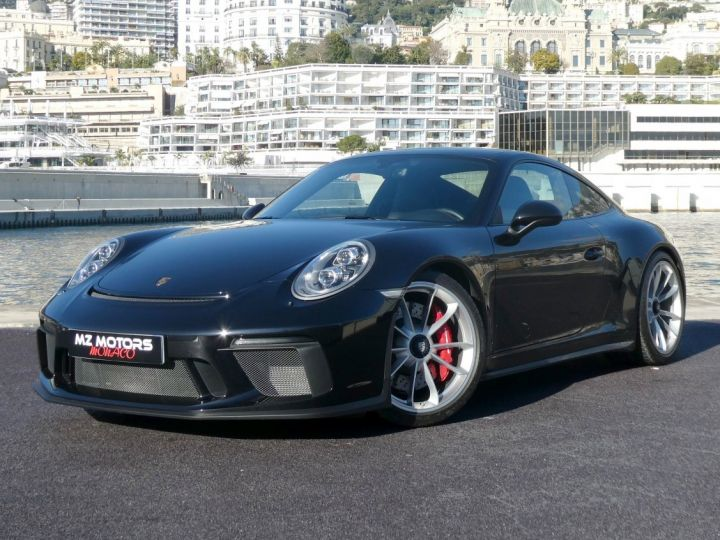 Porsche 911 TYPE 991 4.0 500 GT3 GT SPORT 6 TOURING Noir Intense métal Occasion - 1