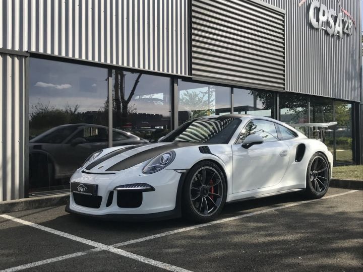 Porsche 911 TYPE 991 4.0 500 GT3 RS Blanc Verni - 1
