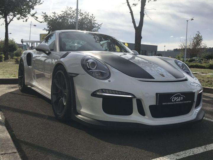 Porsche 911 TYPE 991 4.0 500 GT3 RS Blanc Verni - 3
