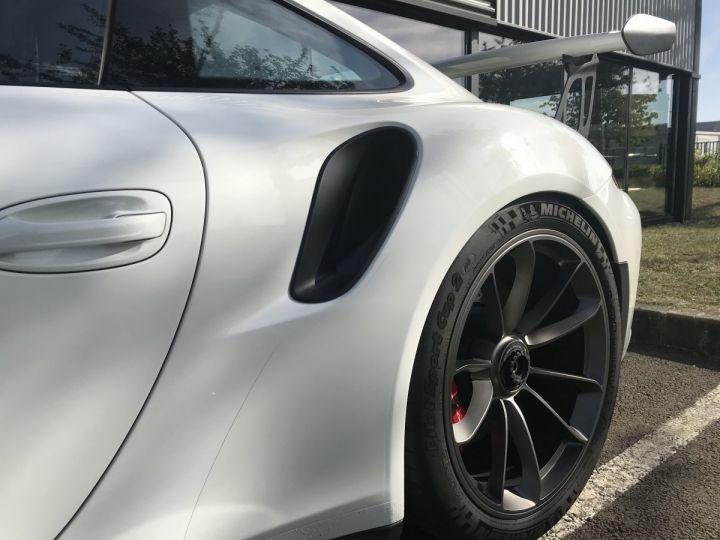 Porsche 911 TYPE 991 4.0 500 GT3 RS Blanc Verni - 7