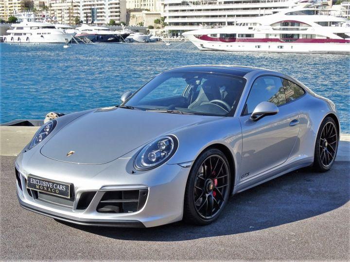 Porsche 911 TYPE 991 CARRERA 4 GTS PDK 450 CV - MONACO Argent GT Métal - 1
