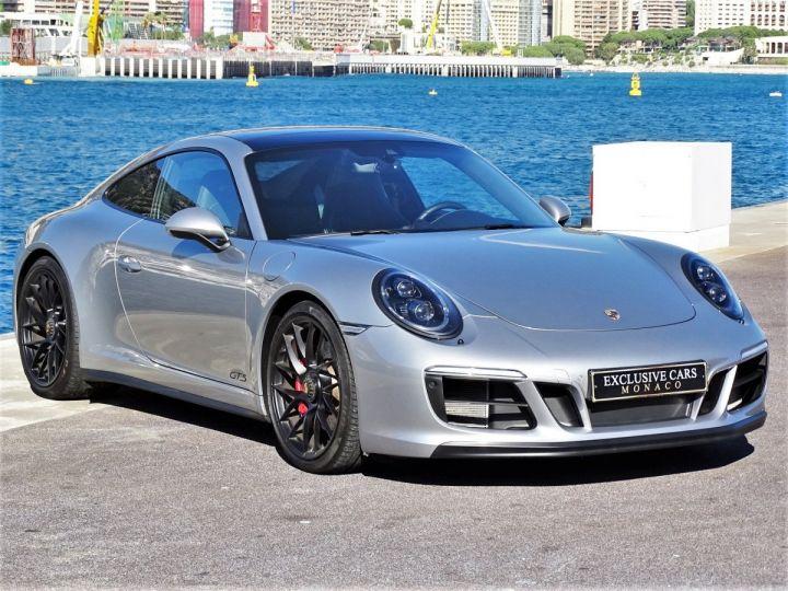 Porsche 911 TYPE 991 CARRERA 4 GTS PDK 450 CV - MONACO Argent GT Métal - 2