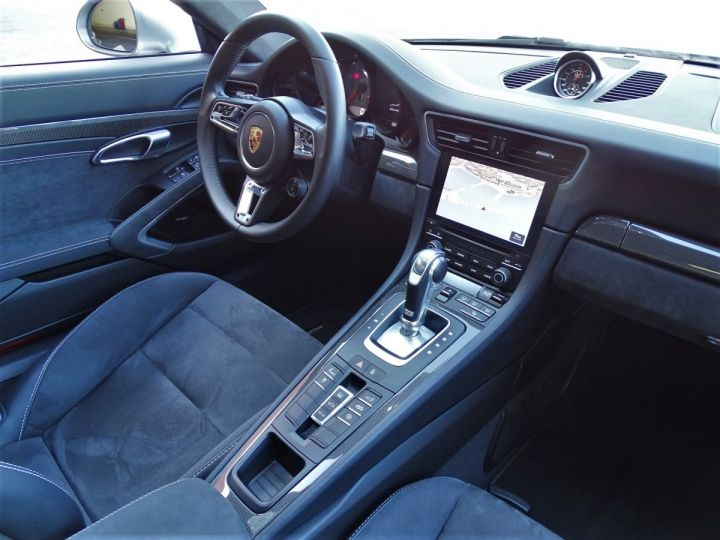 Porsche 911 TYPE 991 CARRERA 4 GTS PDK 450 CV - MONACO Argent GT Métal - 9