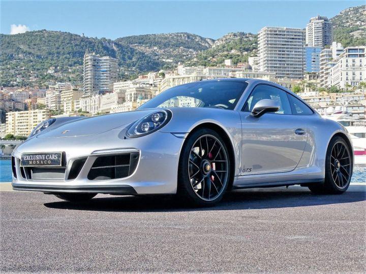 Porsche 911 TYPE 991 CARRERA 4 GTS PDK 450 CV - MONACO Argent Gt Métal - 11