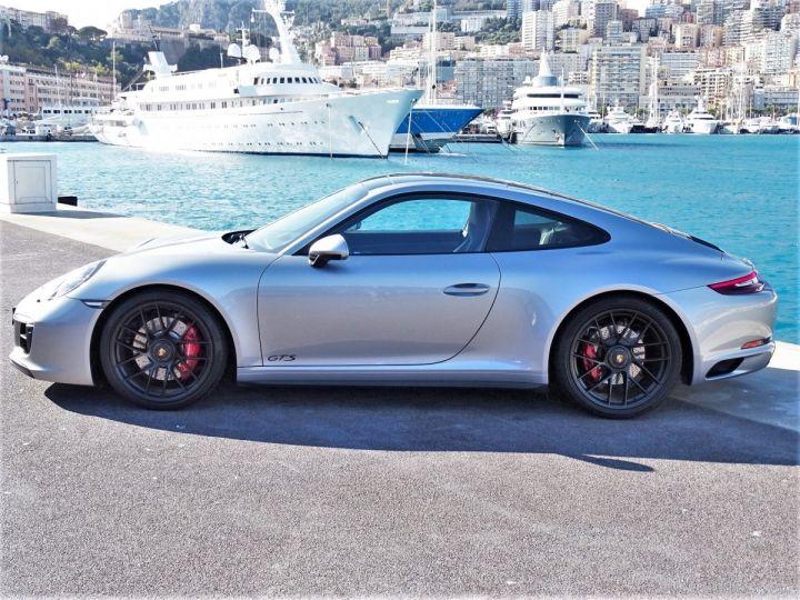 Porsche 911 TYPE 991 CARRERA 4 GTS PDK 450 CV - MONACO Argent Gt Métal - 12