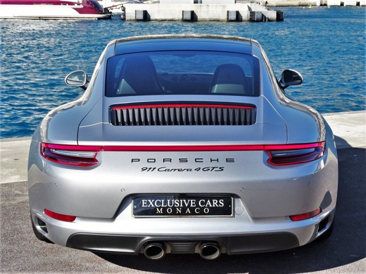 Porsche 911 TYPE 991 CARRERA 4 GTS PDK 450 CV - MONACO Argent Gt Métal - 15