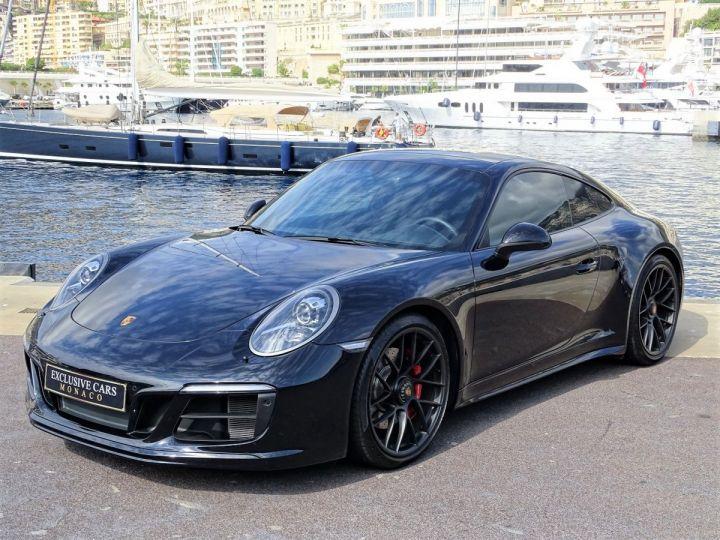 Porsche 911 TYPE 991 CARRERA  4 GTS PDK 450 CV - MONACO  Noir Metal - 1