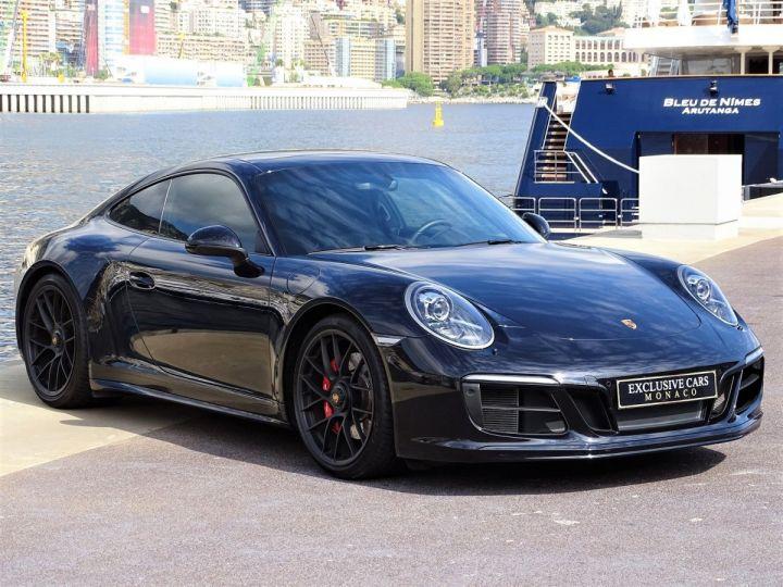 Porsche 911 TYPE 991 CARRERA  4 GTS PDK 450 CV - MONACO  Noir Metal - 3