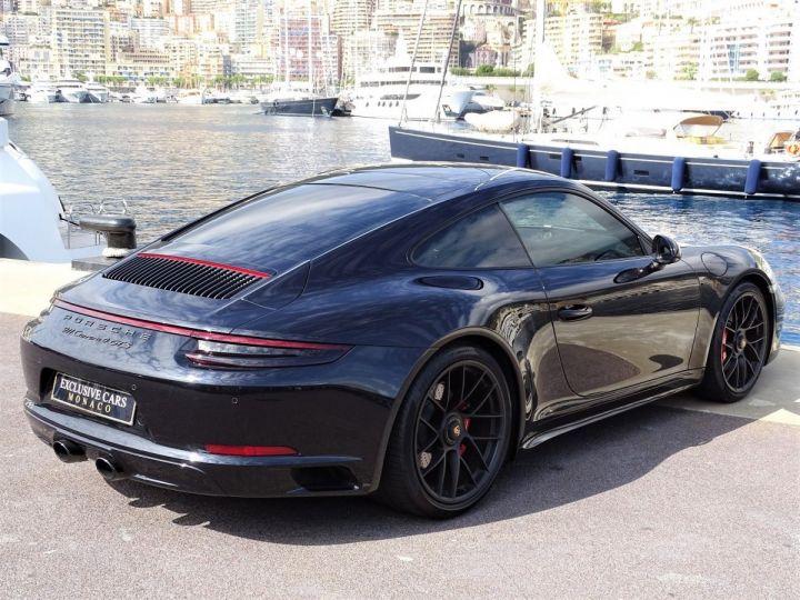 Porsche 911 TYPE 991 CARRERA  4 GTS PDK 450 CV - MONACO  Noir Metal - 5