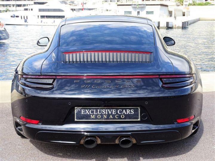 Porsche 911 TYPE 991 CARRERA  4 GTS PDK 450 CV - MONACO  Noir Metal - 6