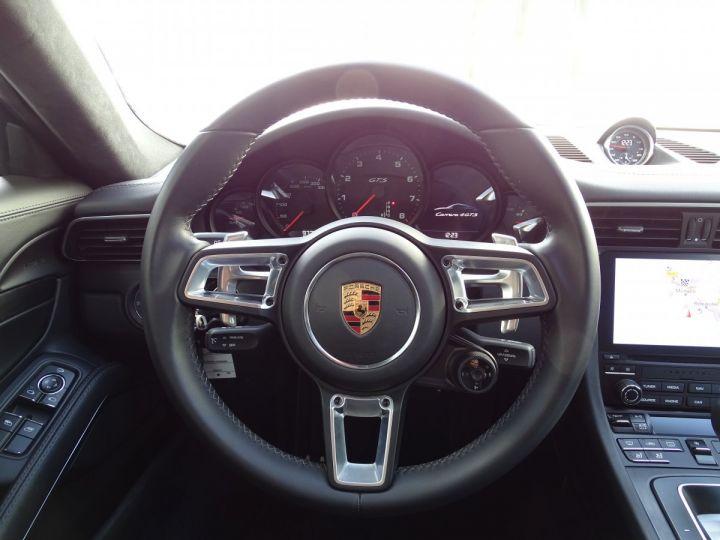Porsche 911 TYPE 991 CARRERA  4 GTS PDK 450 CV - MONACO  Noir Metal - 13