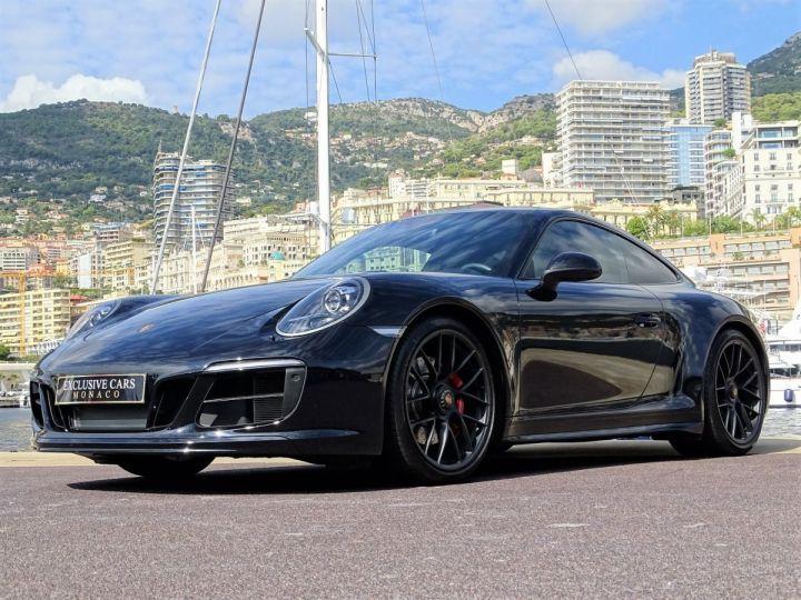 Porsche 911 TYPE 991 CARRERA  4 GTS PDK 450 CV - MONACO  Noir Metal - 15