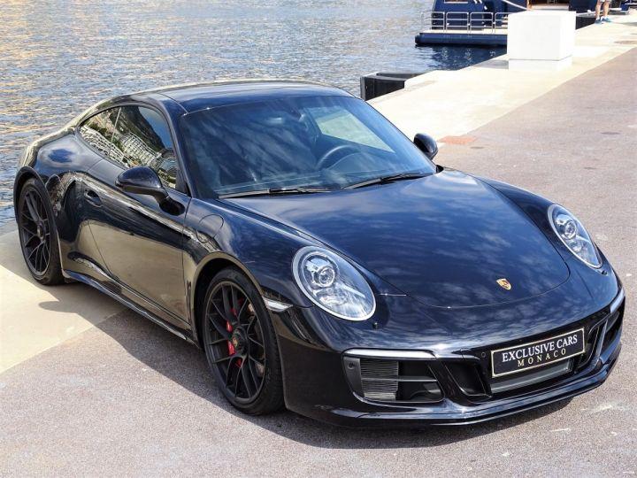 Porsche 911 TYPE 991 CARRERA  4 GTS PDK 450 CV - MONACO  Noir Metal - 18