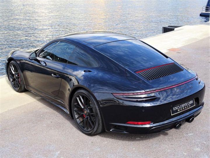 Porsche 911 TYPE 991 CARRERA  4 GTS PDK 450 CV - MONACO  Noir Metal - 19
