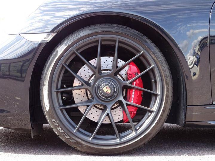 Porsche 911 TYPE 991 CARRERA  4 GTS PDK 450 CV - MONACO  Noir Metal - 20